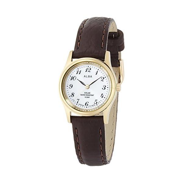 [アルバ]ALBA 腕時計 ソーラー ハードレッ...の商品画像