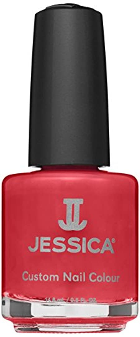 モンク協力的個人的なJessica Nail Lacquer - Tropical Sunset - 15ml / 0.5oz