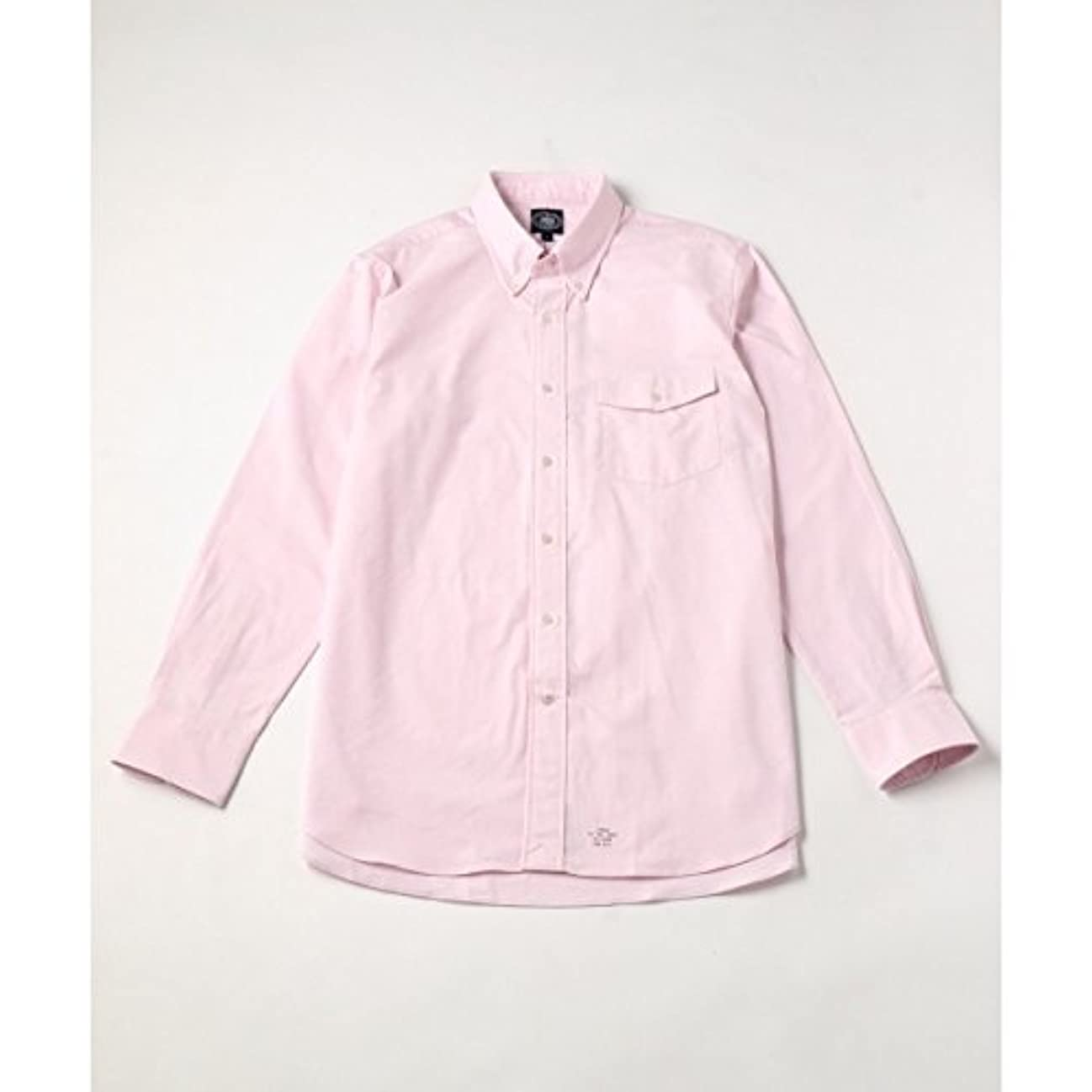 つかまえる消費ゆるくジェイ?プレス メン(J.PRESS MEN) 【キングサイズ】アービングBD シャツ【ピンク系/3L】