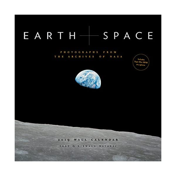 Earth and Space 2019 Wal...の商品画像
