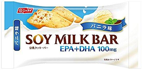ニッスイ SOY MILK BAR バニラ 25g×12本