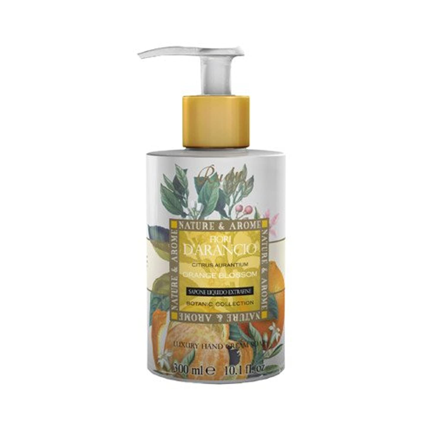 参照するヘッドレスポップRUDY Nature&Arome SERIES ルディ ナチュール&アロマ Liquid Soap リキッドソープ オレンジブロッサム