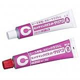 セメダイン エポキシ樹脂系接着剤 ハイスーパークリア3 40gセット CA-008 / 10セット