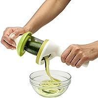 キッチンガジェットハンディ野菜spiralizerおろし金クッキングツール