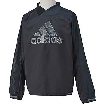(アディダス)adidas KIDS X Rengi ウィンドピステトップ (裏メッシュ無) ABQ72 AA6818 ブラック J120