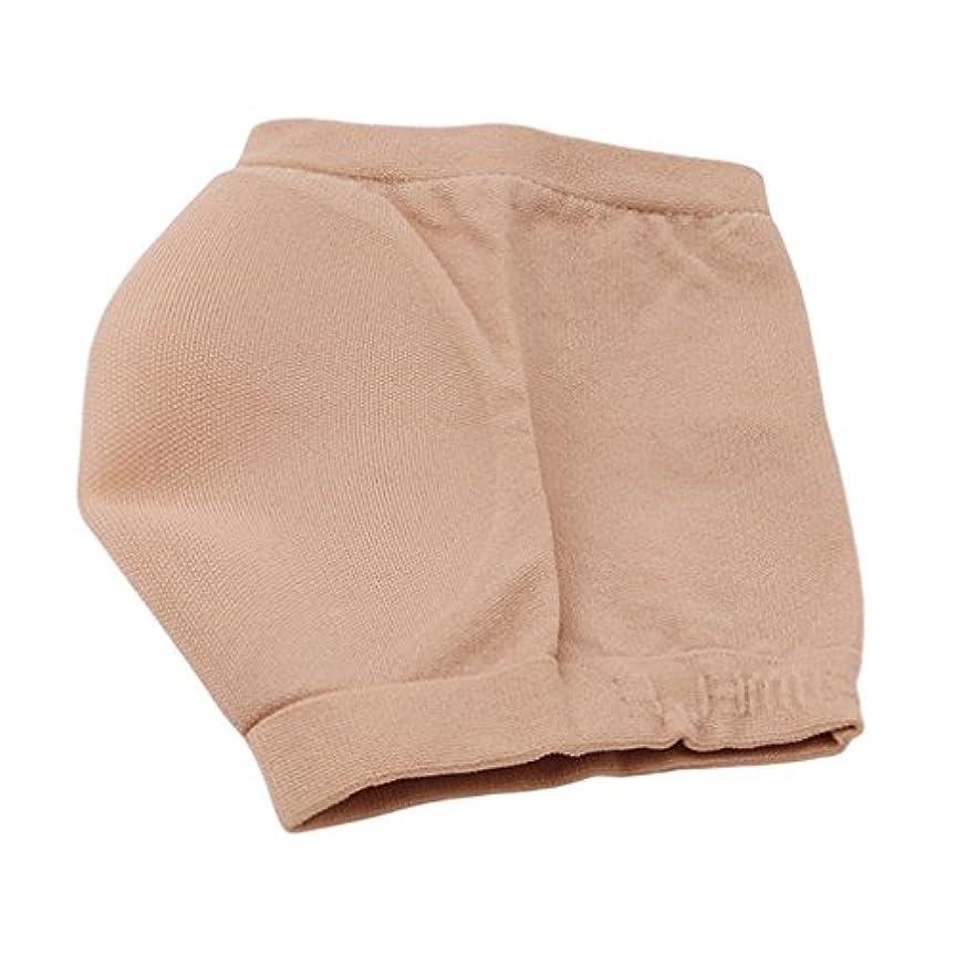 MARUIKAO かかと ジェルサポーター ソックス 保湿 ケア 割れ かさかさ 防止 美かかとづくり カラーMコード