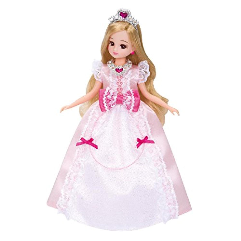 リカちゃん ドレス LW-12 プリンセスピンクリボン