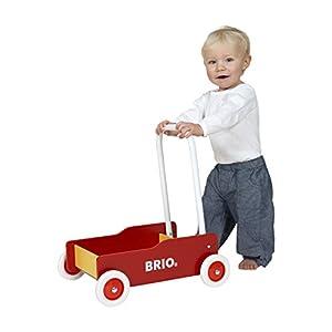 BRIO (ブリオ) 手押し車 レッド [ 木...の関連商品1