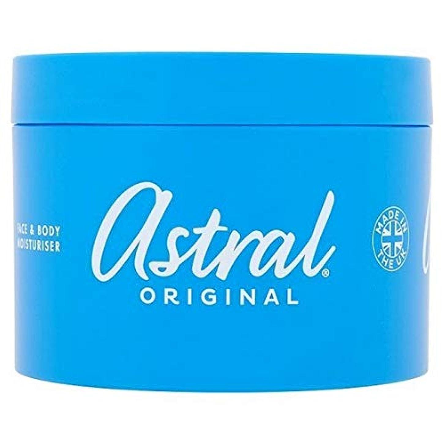 確かなアンタゴニストミネラル[Astral ] アストラルクリーム500ミリリットル - Astral Cream 500ml [並行輸入品]