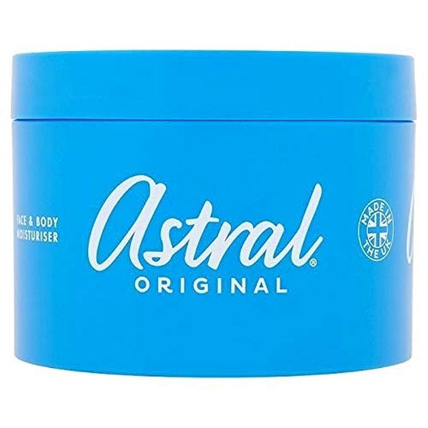 六分儀湿気の多い閃光[Astral ] アストラルクリーム500ミリリットル - Astral Cream 500ml [並行輸入品]
