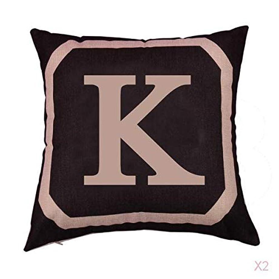 伝統区画ペインギリック正方形の綿のリネンスローピローケース腰クッションカバーベッドソファ装飾kを