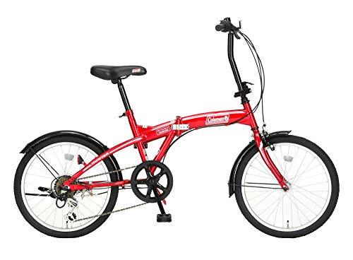コールマン(Coleman) コールマン折りたたみ自転車 2...