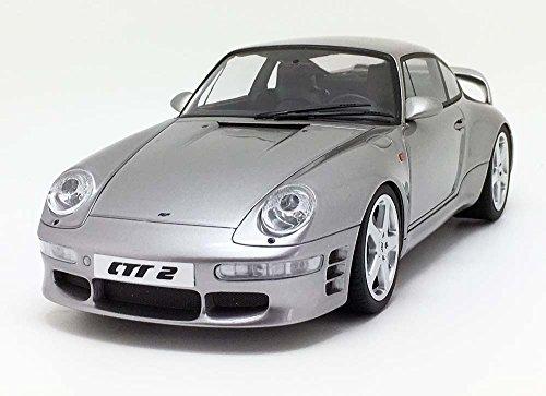 【 GT SPIRIT 】1/18 ポルシェ Porsche Ruf CTR 2 silver 1:18