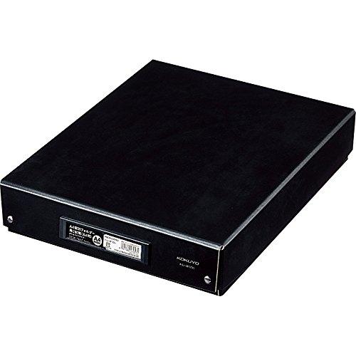 RoomClip商品情報 - コクヨ デスクトレー A4ワイドサイズ 黒 トレ-W10D