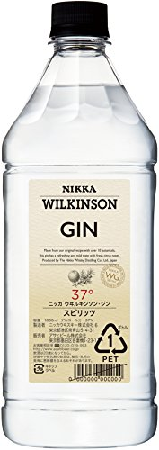 ウィルキンソン ジン 37° 1800ml