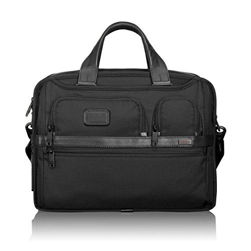[トゥミ] ビジネスバッグ 公式 正規品 ALPHA2 エクスパンダブル・オーガナイザー・コンピューター・ブリーフ 026141 D2 ブラック