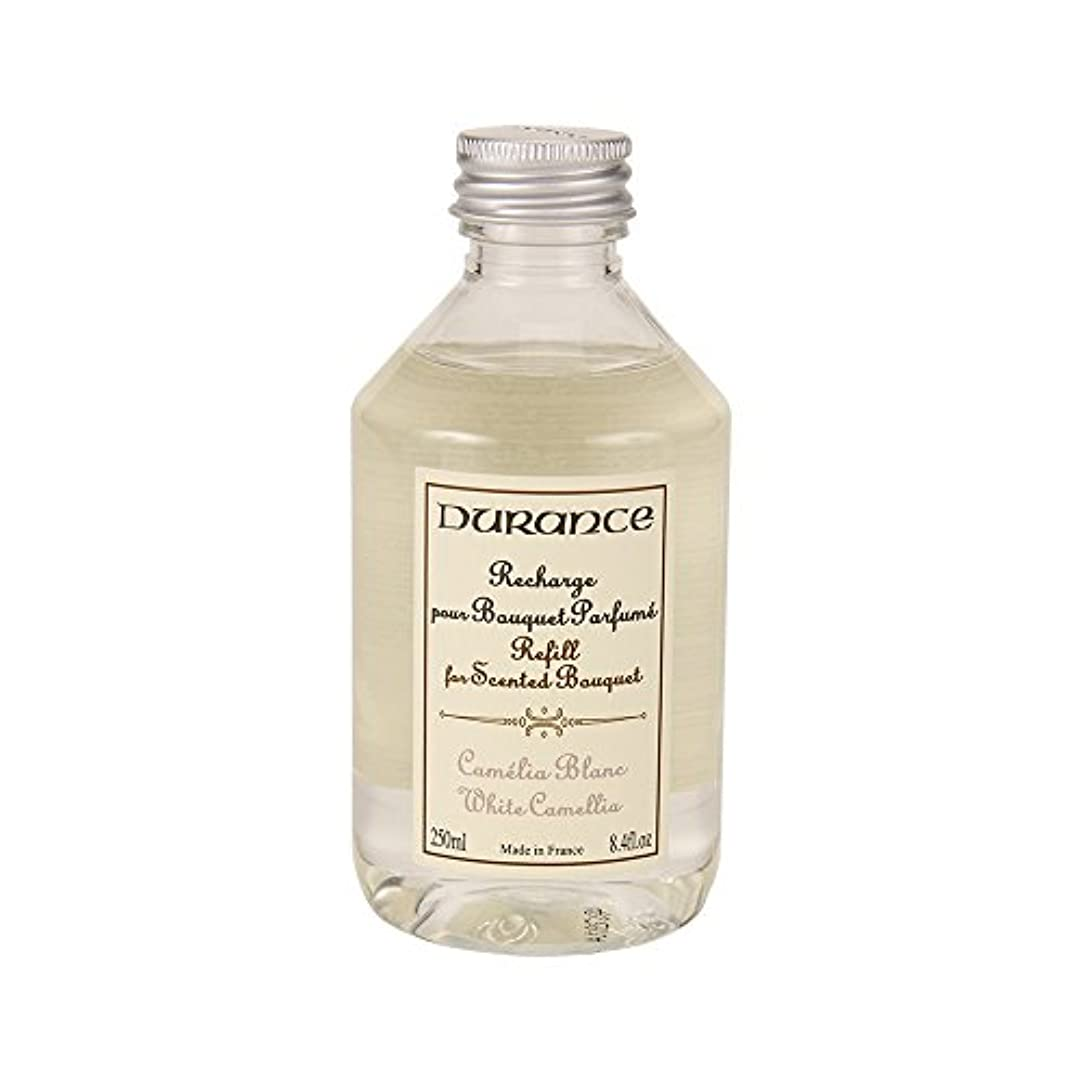 差し控える人工的な再生的Durance [ デュランス ] Refill for scented bouquet リフィルオイルWhite Camellia ホワイト カメリア 45513 アロマオイル 防ダニ フレグランス ブーケ [並行輸入品]
