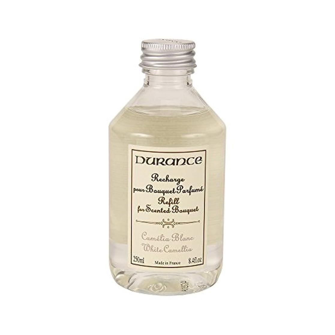 不毛フレア起きてDurance [ デュランス ] Refill for scented bouquet リフィルオイルWhite Camellia ホワイト カメリア 45513 アロマオイル 防ダニ フレグランス ブーケ [並行輸入品]