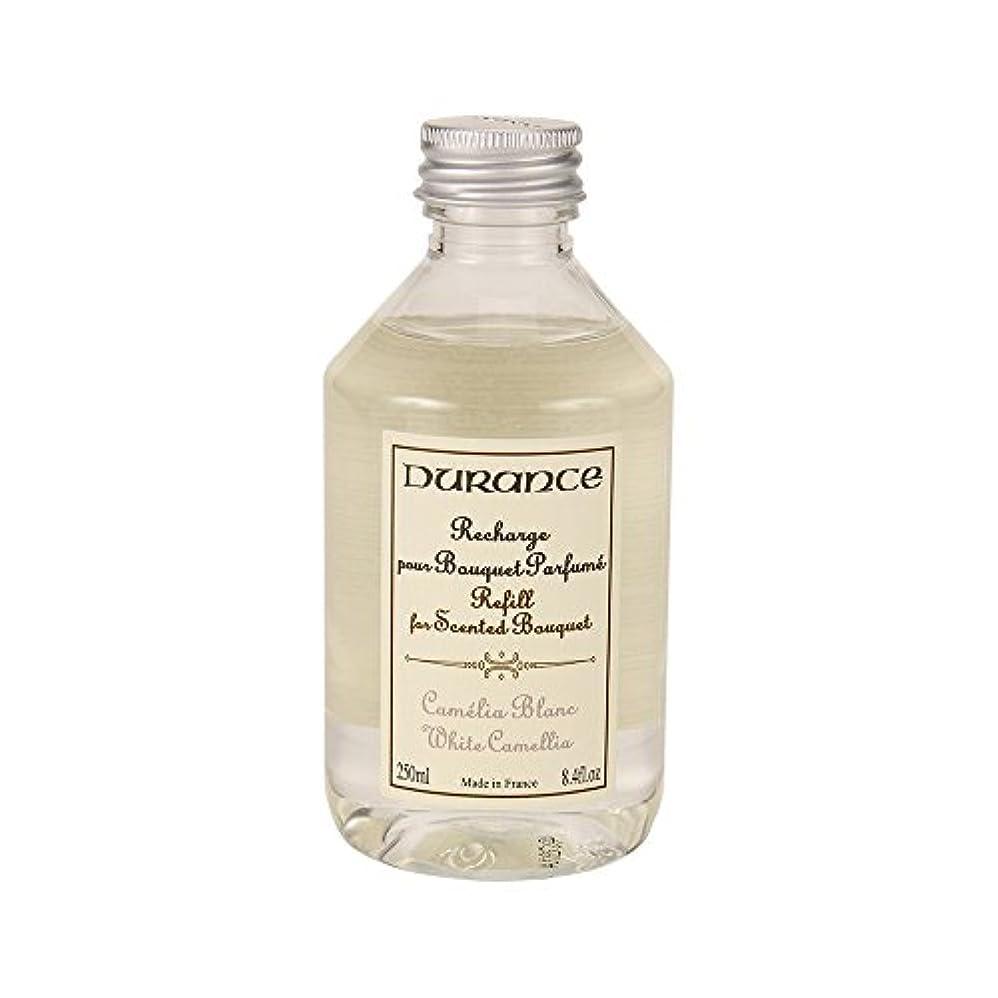回復するインタビュー地理Durance [ デュランス ] Refill for scented bouquet リフィルオイルWhite Camellia ホワイト カメリア 45513 アロマオイル 防ダニ フレグランス ブーケ [並行輸入品]