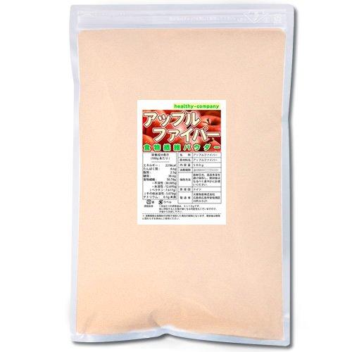 アップルファイバー(りんごファイバー食物繊維)500g