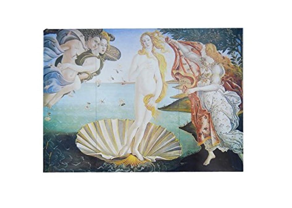 毎月散らす流星大塚国際美術館 あぶらとり紙 ヴォッティチェッリ ヴィーナスの誕生