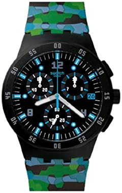 Chrono Plastic Urban Jungle SUSB403