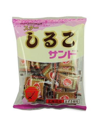 スターしるこサンド 110g (松永製菓/個包装タイプ)