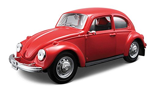 1973 Volkswagen (フォルクスワーゲン) VW Beetle (ビートル) Red 1...