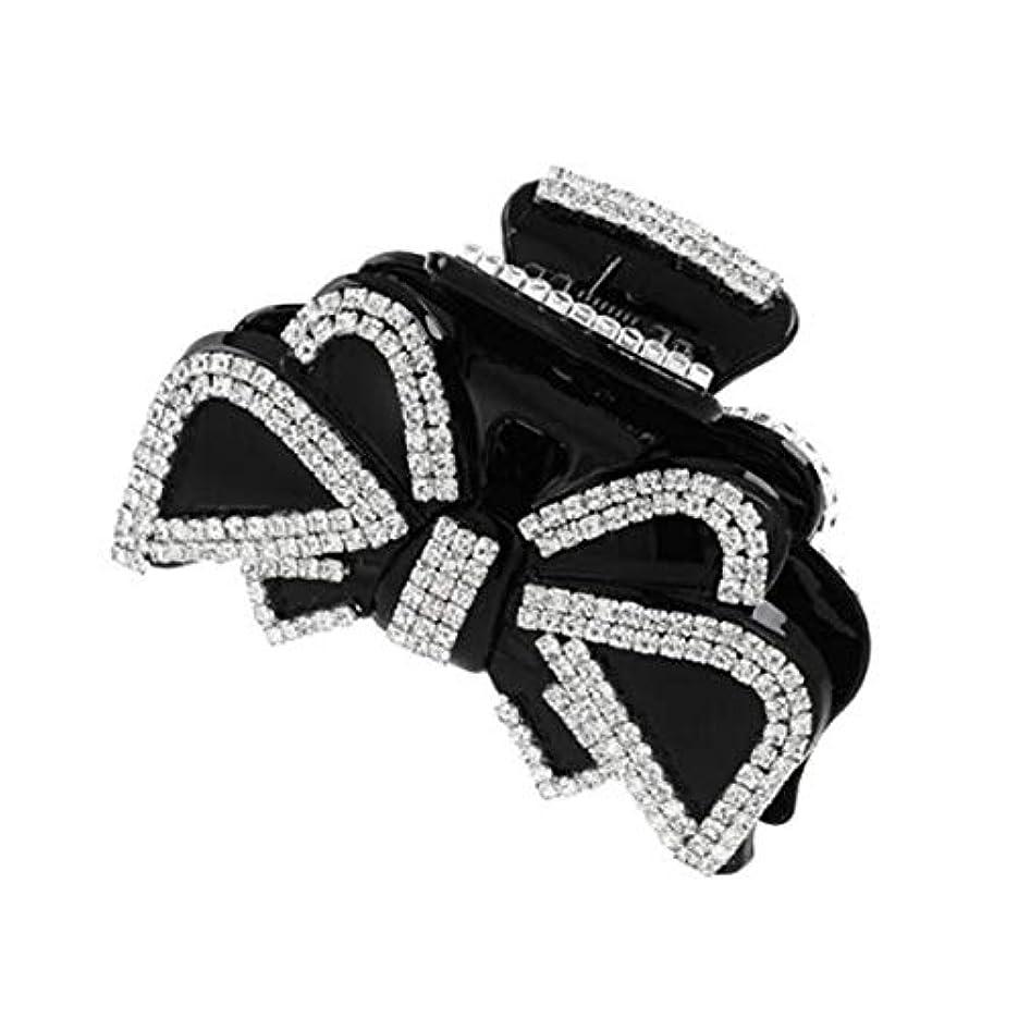 滑り台わなキャンベラヘアクリップ、ヘアピン、ヘアグリップ、ヘアグリップ、ヘッドウェアボウヘアクリップラージグリップクリップヘアクリップヘアクリップヘアピンヘアピン大人用帽子 (Color : White, Size : 8.8*4.5cm)
