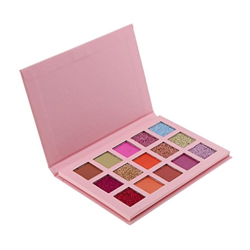 朝ごはんしみ知り合いになるアイシャドーパレット 15色 メイクアップパレット カラーメイク アイメイク 長持ち 高品質