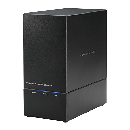 ロジテック HDDケース 3.5インチ 2Bay USB3.0 RAID機能搭載 ガチャベイ LHR-2BRHU3