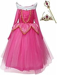 FashionModa4U DRESS ガールズ US サイズ: XL カラー: ピンク
