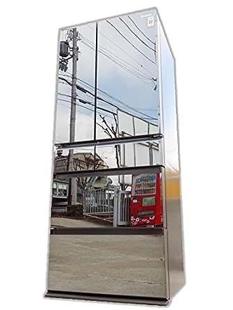 パナソニック 601L 6ドア冷蔵庫(オブシディアンミラー)Panasonic ナノイー エコナビ NR-F611WPV-X