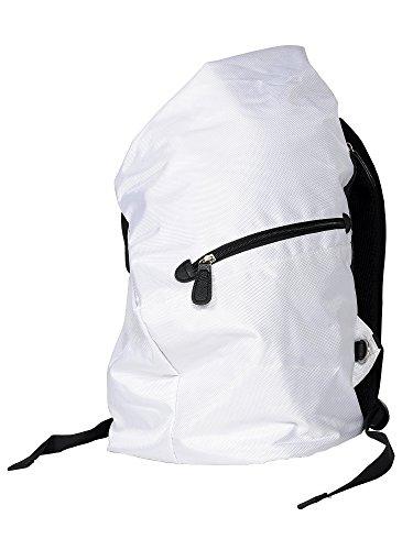 (スペイド) SPADE バッグ メンズ バックパック リュックサック メンズバッグ ナイロン シンプル 【w757】 (ホワイト)