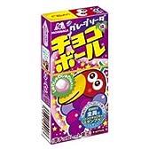チョコボール グレープソーダ味 森永製菓 20個入り1BOX