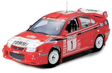 1/24 スポーツカー No.220 1/24 三菱 ランサー エボリューション VI WRC 24220