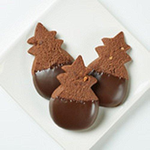Honolulu Cookie ホノルルクッキー チェストボックス バラ売り 【並行輸入品】 (DarkTripleChocolateMacadamia, 10枚入)