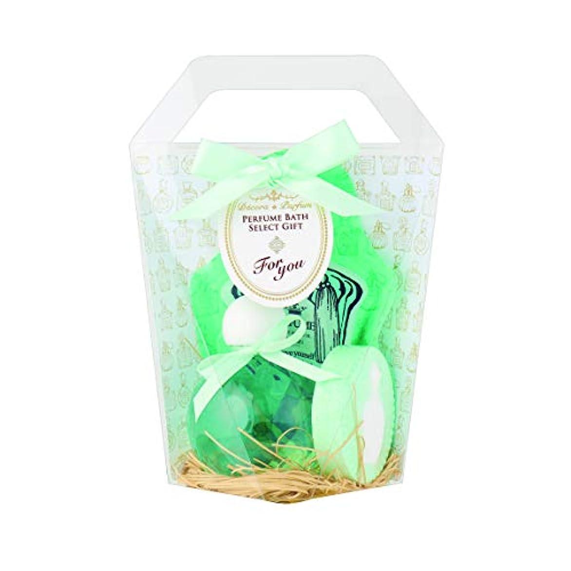 練習無臭コックデコラパルファム バスバッグセット スイートジャスミン(入浴剤)