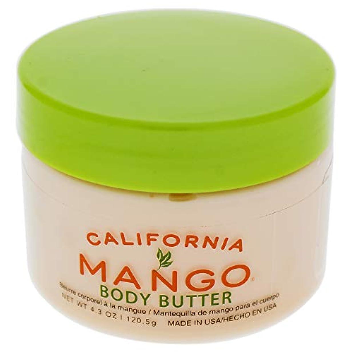 色推論結果としてMango Body Butter