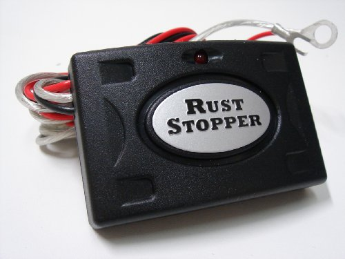 電子錆防止装置ラストストッパー ヘビーデューティータイプ
