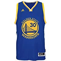 Adidas(アディダス) NBA ウォリアーズ #30 ステフェン・カリー 2014-15 New Swingman ユニフォーム (ロード)