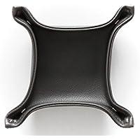 TEES FACTORY 国産 PVC レザー 小物 入れ REMO-S グレー