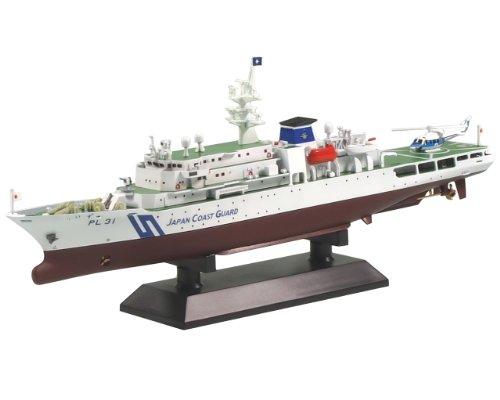 1/700 海上保安庁 巡視船 PL-31 いず 塗装済キット (JP07)