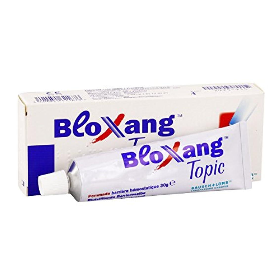 年金受給者動詞重要なBloxang Ointment Hemostatic Barrier 30g [並行輸入品]