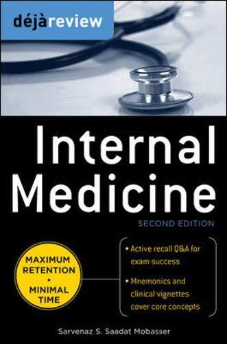 Download Deja Review Internal Medicine, 2nd Edition 0071715177
