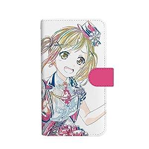バンドリ! ガールズバンドパーティ! 市ヶ谷有咲 Ani-Art 手帳型スマホケース (対象機種/Lサイズ)