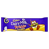 Cadbury Freddo Caramel Multipack 6 x 19g - (Cadbury) Freddoキャラメルマルチパック6×19グラム [並行輸入品]
