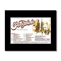 STEREOPHONICS - UK Tour 2003 Mini Poster - 21x13.5cm