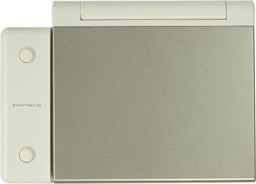 キングジム デジタルメモ ポメラ DM5  スパークリングシルバー