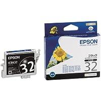EPSON 純正インクカートリッジ ICBK32ブラック